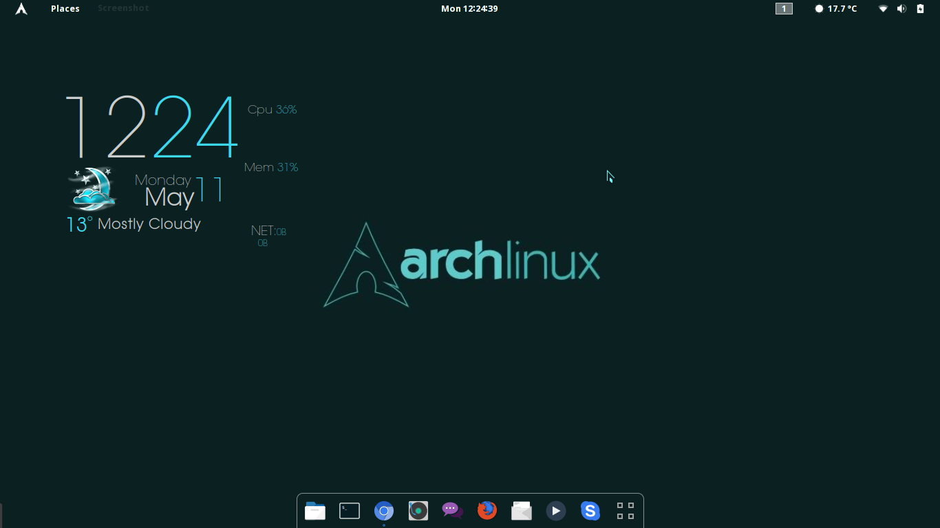Online Design App Arch Linux 2017 08 01 And Antergos 17 8 Released Linux