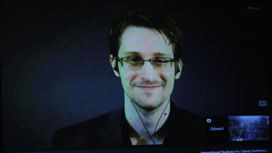 Edward Snowden Unveils Haven, an Android App to Spy on Spies