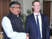 Ravi Shankar Prasad Warns Mark Zuckerberg
