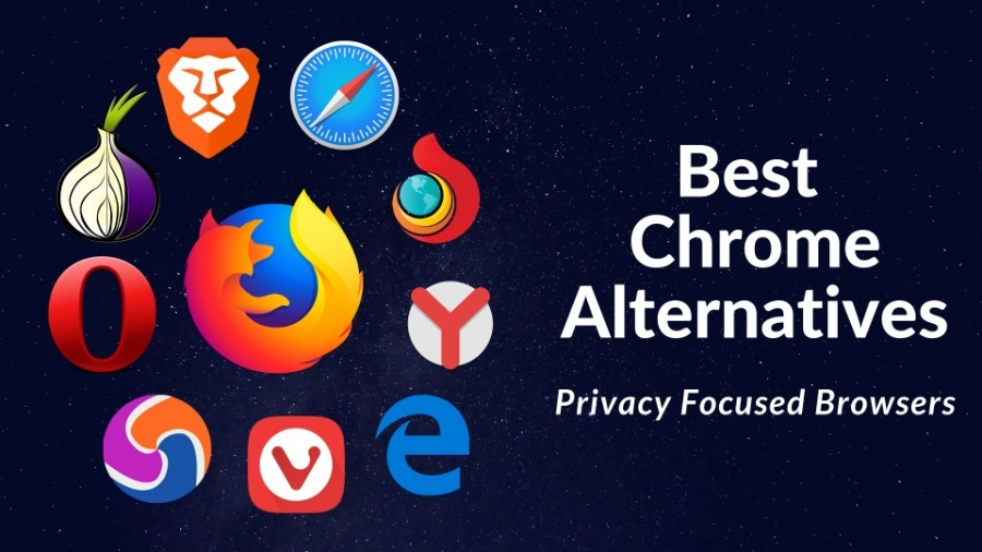 10 Best Google Chrome Alternatives | Most Private Web Browsers In 2018