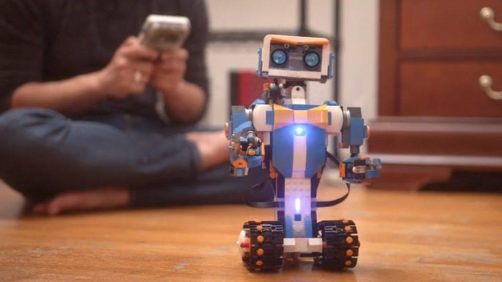 GameShell controlling a Robot