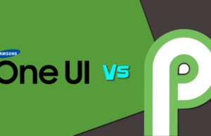 Samsung One Ui Vs Android Pie Main