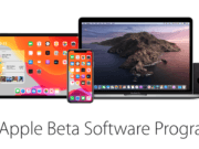 Apple beta software programs