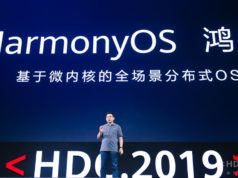 Huawei harmony OS Fight iOS