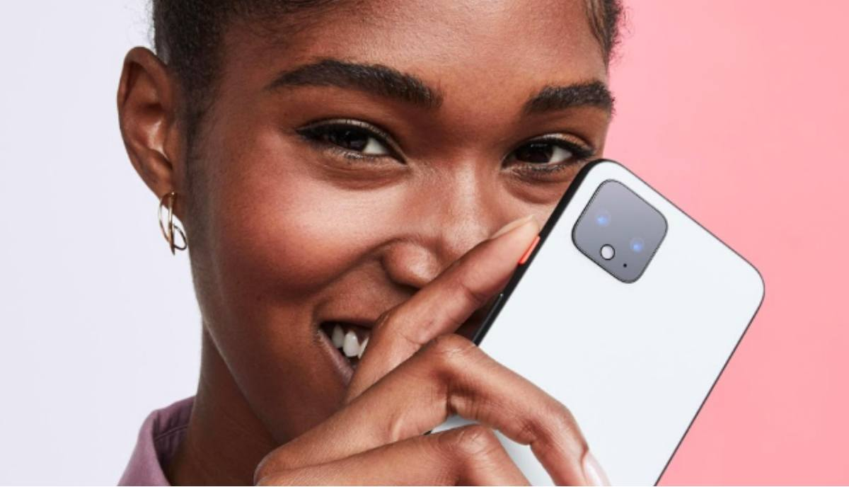 Pixel 4 Face Unlock Getting