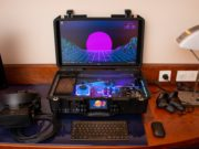 Nuclear Football_portable gaming PC