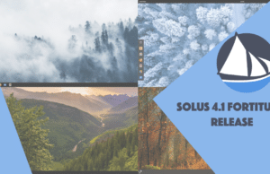 solus 4.1 releases