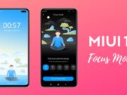 MIUI 11 Focus Mode Screen Time