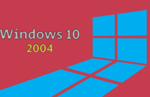 windows 10 2004 update