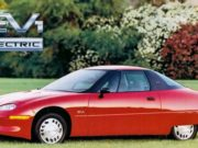 GM EV1 first electric car