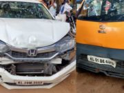 Honda City impact against tata nano