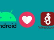 wiregueard vpn added to Android 12